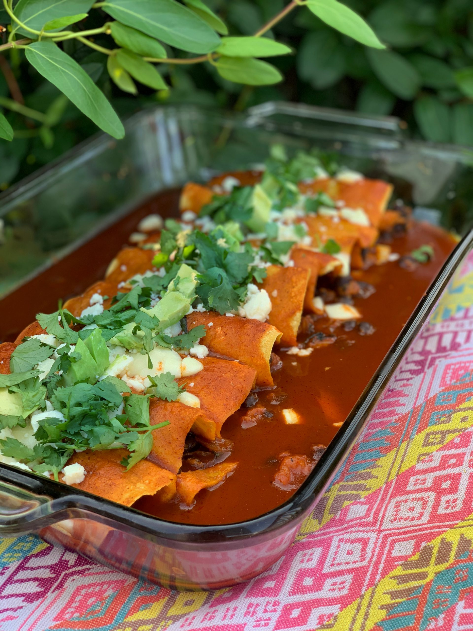 enchilada easy weeknight